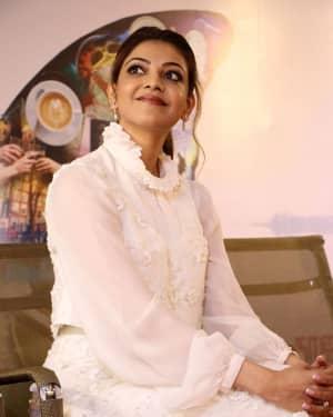 Kajal Aggarwal - Paris Paris Movie Pooja Photos | Picture 1531015