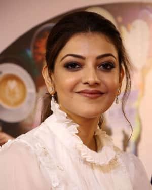 Kajal Aggarwal - Paris Paris Movie Pooja Photos | Picture 1531005