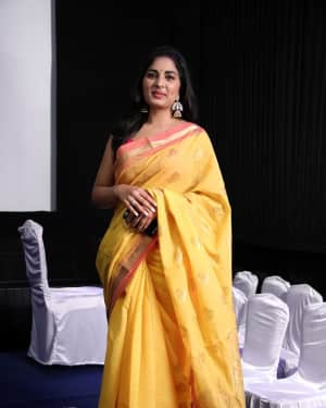 Srushti Dange - Pottu Tamil Movie Press Meet Photos | Picture 1530967