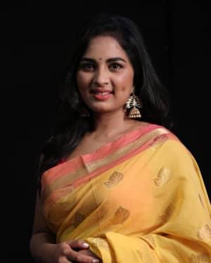 Srushti Dange - Pottu Tamil Movie Press Meet Photos