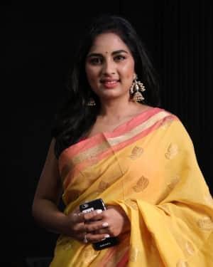 Srushti Dange - Pottu Tamil Movie Press Meet Photos | Picture 1530966