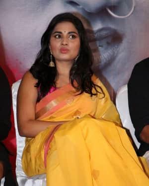 Srushti Dange - Pottu Tamil Movie Press Meet Photos | Picture 1530950