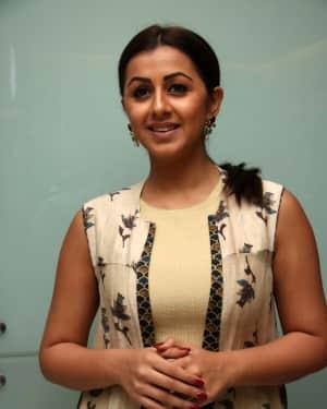 Nikki Galrani - Hara Hara Mahadevaki Premier Show Photos