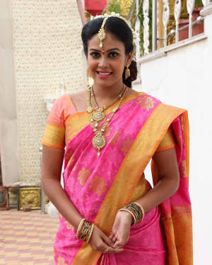 Chandini Tamilarasan - Mannar Vagaiyara Shooting Spot Press Meet Photos | Picture 1531860