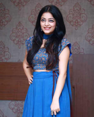 Janani Iyer - Thalappakatti Superwoman 2018 Award Photos