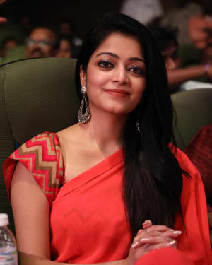 Janani Iyer - V4 MGR - SIVAJI Cinema Award 2018 Photos