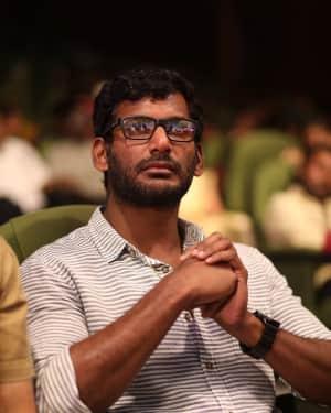 Vishal Krishna - V4 MGR - SIVAJI Cinema Award 2018 Photos