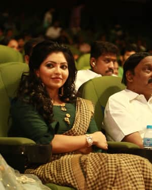 Athulya - V4 MGR - SIVAJI Cinema Award 2018 Photos