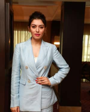 Actress Hansika Motwani Latest Photos