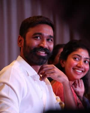 Dhanush - Maari 2 Press Meet Photos