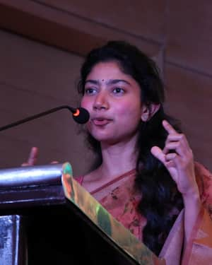 Sai Pallavi - Maari 2 Press Meet Photos | Picture 1616322