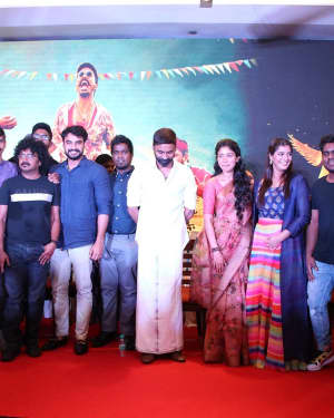 Maari 2 Press Meet Photos
