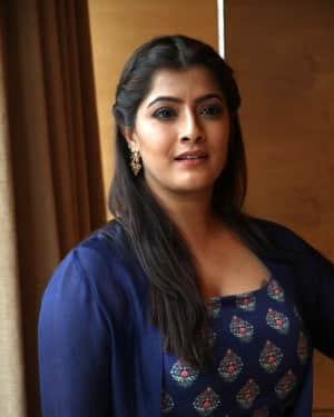 Varalaxmi Sarathkumar - Maari 2 Press Meet Photos