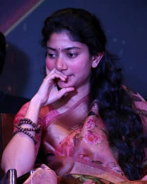 Sai Pallavi - Maari 2 Press Meet Photos | Picture 1616326