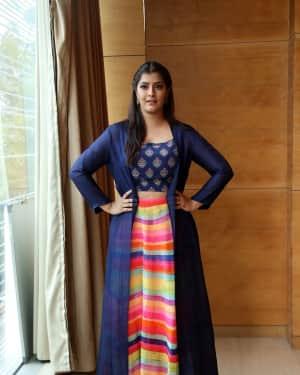Varalaxmi Sarathkumar - Maari 2 Press Meet Photos | Picture 1616265