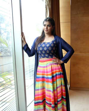 Varalaxmi Sarathkumar - Maari 2 Press Meet Photos | Picture 1616261