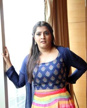 Varalaxmi Sarathkumar - Maari 2 Press Meet Photos | Picture 1616260