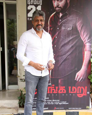 Sampath(Actor) - Adanga Maru Movie Press Meet Photos