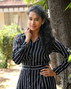 Actress Misha Ghoshal at CBL Press Meet Photos | Picture 1567470