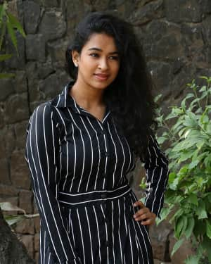 Actress Misha Ghoshal at CBL Press Meet Photos | Picture 1567463