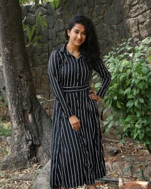 Actress Misha Ghoshal at CBL Press Meet Photos | Picture 1567464