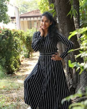 Actress Misha Ghoshal at CBL Press Meet Photos | Picture 1567471