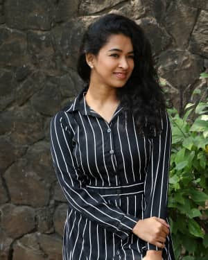 Actress Misha Ghoshal at CBL Press Meet Photos | Picture 1567460