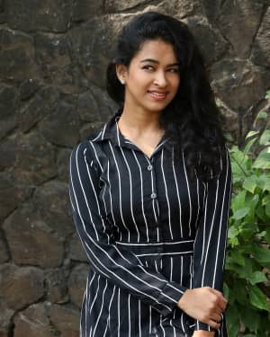 Actress Misha Ghoshal at CBL Press Meet Photos | Picture 1567459