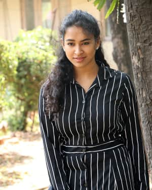 Actress Misha Ghoshal at CBL Press Meet Photos | Picture 1567473
