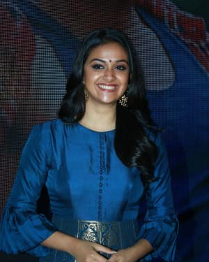 Keerthy Suresh - Thaana Serndha Koottam (TSK) Movie Press Meet Photos