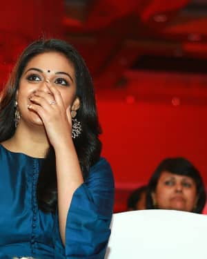 Keerthi Suresh - Thaana Serndha Koottam (TSK) Movie Press Meet Photos