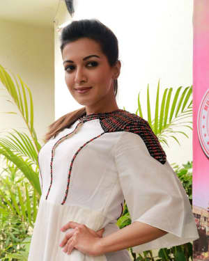 Catherine Tresa - Kalakalappu 2 Movie Press Meet Photos | Picture 1558556