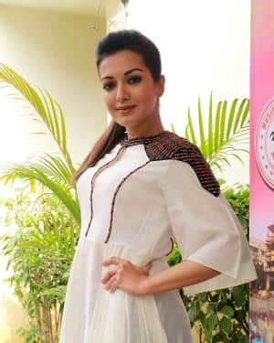 Catherine Tresa - Kalakalappu 2 Movie Press Meet Photos | Picture 1558554
