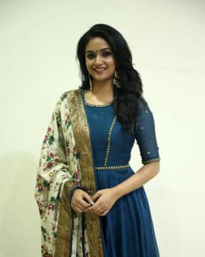 Photos: Keerthy Suresh Interview For Thaanaa Serndha Koottam | Picture 1558468