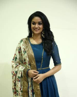 Photos: Keerthy Suresh Interview For Thaanaa Serndha Koottam | Picture 1558463