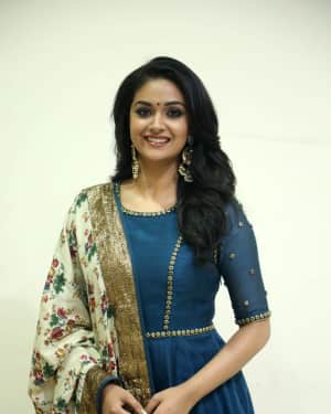 Photos: Keerthy Suresh Interview For Thaanaa Serndha Koottam | Picture 1558467