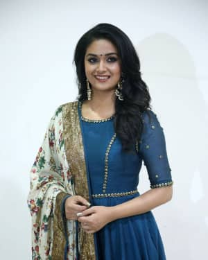 Photos: Keerthy Suresh Interview For Thaanaa Serndha Koottam | Picture 1558465