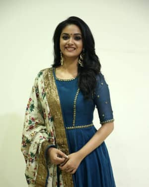 Photos: Keerthy Suresh Interview For Thaanaa Serndha Koottam | Picture 1558466