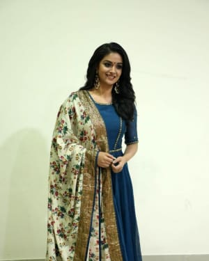 Photos: Keerthy Suresh Interview For Thaanaa Serndha Koottam | Picture 1558473