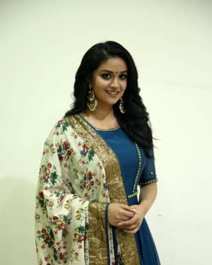 Photos: Keerthy Suresh Interview For Thaanaa Serndha Koottam | Picture 1558470