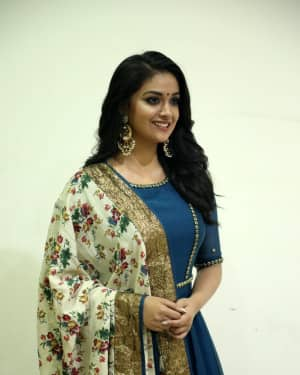 Photos: Keerthy Suresh Interview For Thaanaa Serndha Koottam | Picture 1558471