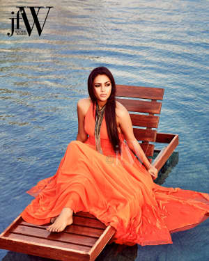 Amala Paul jfW 2017 Magazine Photoshoot
