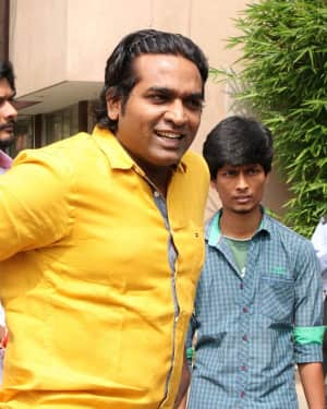 Vijay Sethupathi - Oru Nalla Naal Paathu Solren Movie Press Meet Photos