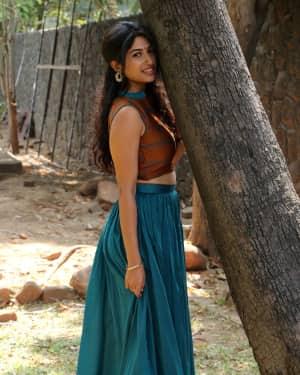 Roshini Prakash - Yemaali Movie Press Meet Photos
