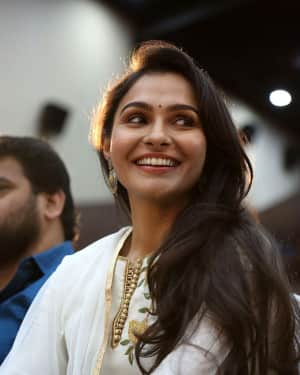 Andrea Jeremiah - Peranbu Movie Audio Launch Photos | 1589783