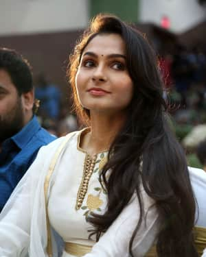 Andrea Jeremiah - Peranbu Movie Audio Launch Photos | 1589781
