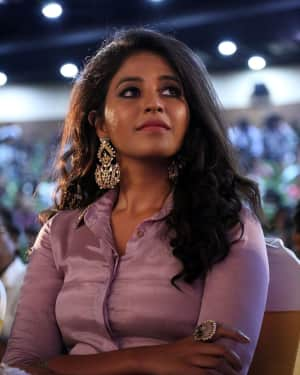 Anjali (Actress) - Peranbu Movie Audio Launch Photos