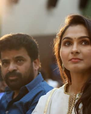 Andrea Jeremiah - Peranbu Movie Audio Launch Photos | 1589782