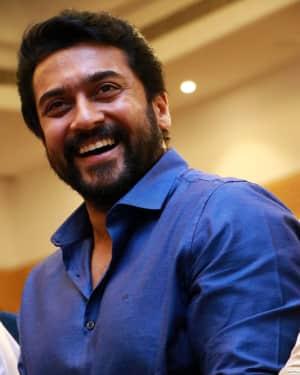 Surya Sivakumar - Kadaikutty Singam Movie Success Meet Photos