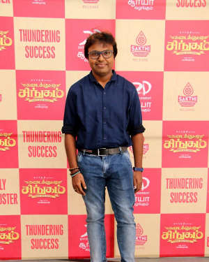 D. Imman - Kadaikutty Singam Movie Success Meet Photos